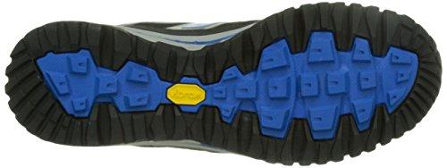 Millet Lynx Active - Calzado de botas de senderismo para hombre azul / gris oscuro