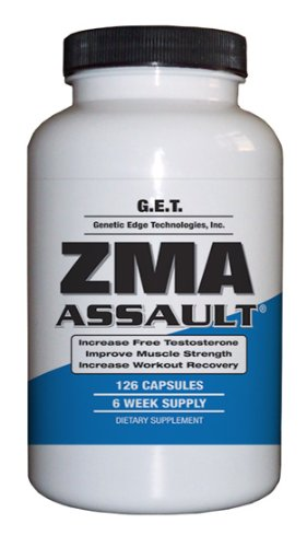 Genetic Edge (ZMA Assault - 6 Week Supply)