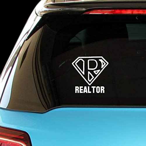 PressFans - Realtor Career Occupation Decal Sticker