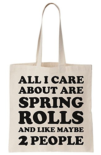 People Canvas All Like I Are About Rolls Maybe Tote Bag And Care 2 Spring qvpPrq0w