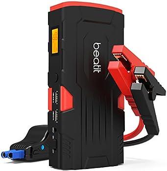 Beatit 800A Peak 18000mAh Portable Car Jump Starter w/ Cables