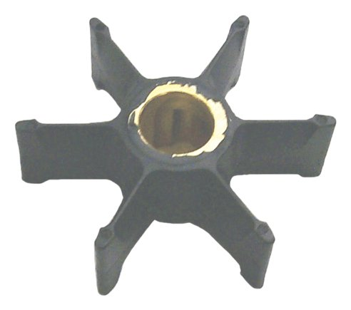 Sierra International 18-3368 Marine Neoprene Impeller with 6 Fins for Johnson/Evinrude Outboard Motor