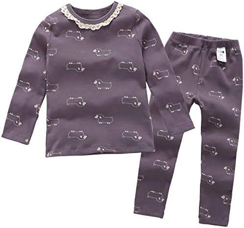 EETYRSD bebé Camisones de Mujer Leopardo bebé 1-3-5 años de Edad ...