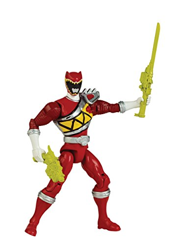 Power Rangers Dino Charge Red Ranger (Power Rangers Dino Charge - 5