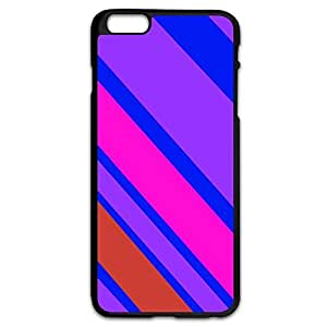 Fashion Colorful Design Plastic Cover For IPhone 6 Plus