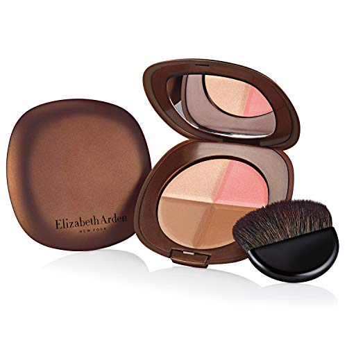 Elizabeth Arden Tropical Escape Collection Fourever Bronzing Powder, Medium 01, 0.53 oz.