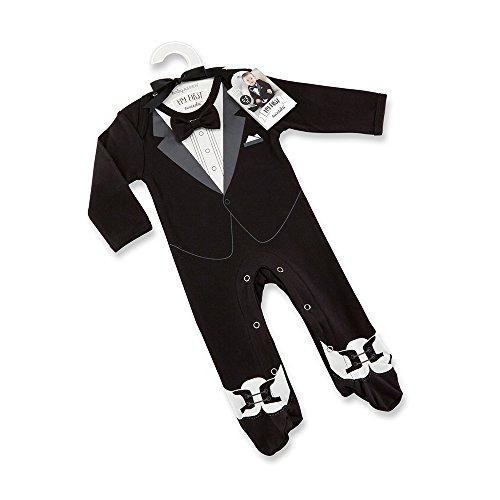 Baby Aspen My First Tuxedo, Black/White