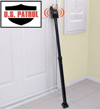 Amazon.com : U.s. Patrol Alarm Security Bar : Camera & Photo