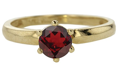 Vintage 14k Gold Ruby - 3