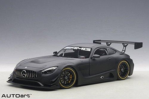 Mercedes-Benz AMG GT3, Black - Auto Art 81532 - 1/18 Scale Collectible Diecast Replica