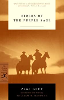 Riders of the Purple Sage (Modern Library Classics) by [Grey, Zane]