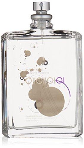 Escentric Molecules Eau de Toilette Spray Molecule 01, 3.5 Fl Oz