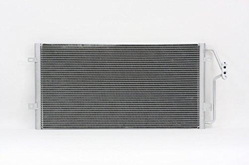 A-C Condenser - Pacific Best Inc For/Fit 3070 00-05 Cadillac DeVille 00-05 Pontiac Bonneville GXP