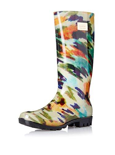 Boot Women's Abstract Nicole Miller Rainyday Rain Animal nqFn6THx