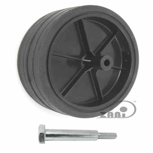 ZAB de S Cortacésped Rueda (Código: K200 * M8) con rueda de ...
