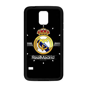 Real Madrid Design Plastic Case Cover For Samsung Galaxy S5 by runtopwell