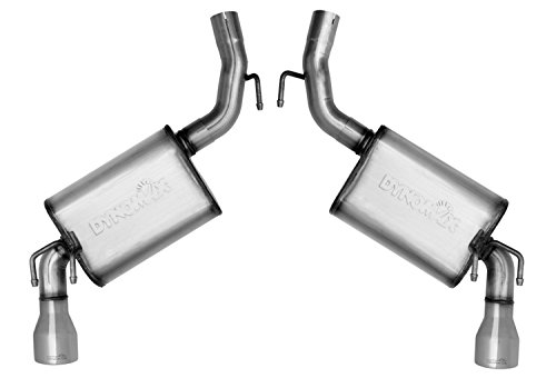 Dynomax Performance Exhaust - Dynomax 39493 Stainless Steel Exhaust System