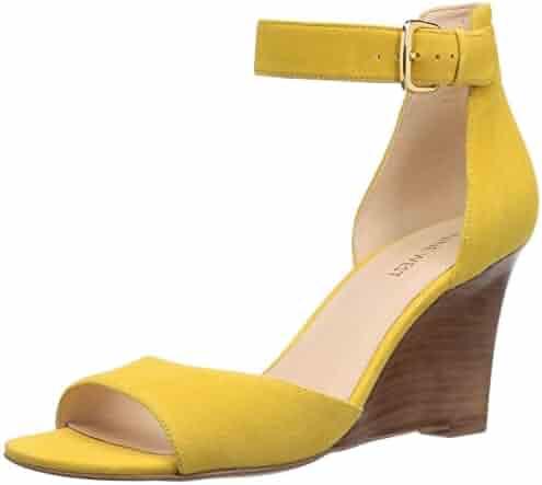 Nine West Women's Farlee Suede Dress Sandal