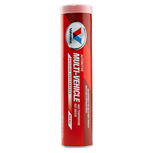 - Valvoline VV615 14.1 oz. Automotive Multi-Purpose Grease
