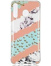 Lomogo Funda Galaxy M30, Carcasa Silicona Suave Gel Case Antigolpes Antideslizante Anti-Rasguño TPU Cover Caso para Samsung Galaxy M30 - LOYHU241269#9