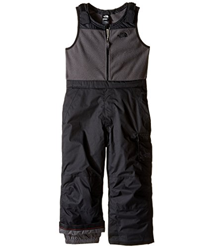 The North Face Insulated Bib Toddlers Ski Pants - 2/TNF -