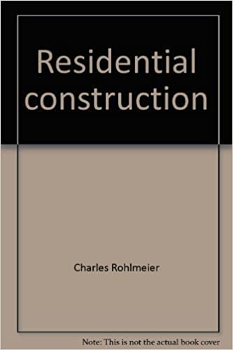 Residential construction blueprint reading and practices charles residential construction blueprint reading and practices charles rohlmeier 9780534013875 amazon books malvernweather Images