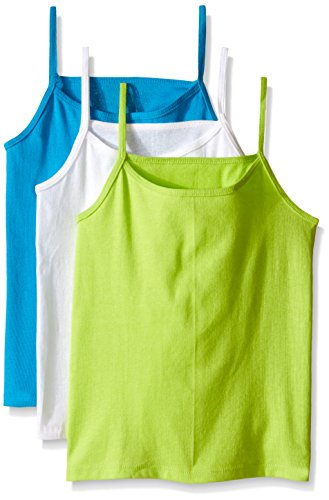 Fruit Of The Loom Girls 5pk Assorted Cami Women S