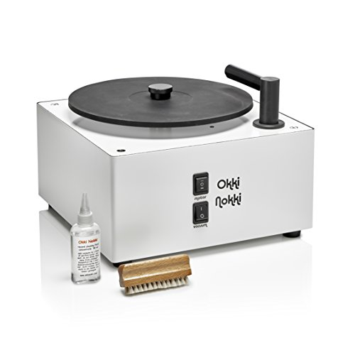 Cheap Okki Nokki Record Cleaning Machine Mk II (White) record cleaning machine