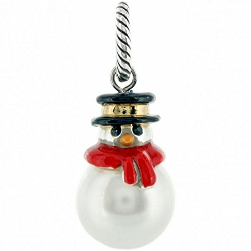 Brighton Frosty Charm, J96332, Silver, Pearl Finish