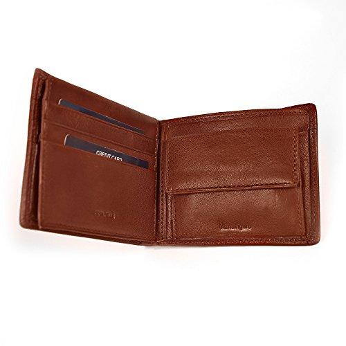 Navigare E Documenti 12x9 Uomo 5x2 Blu Portamonete Orizzontale Cognac Formato Tessere Cm Con Classico Wallet Banconote Sottile In Porta Vera Pelle Portafoglio 1qxdYd6