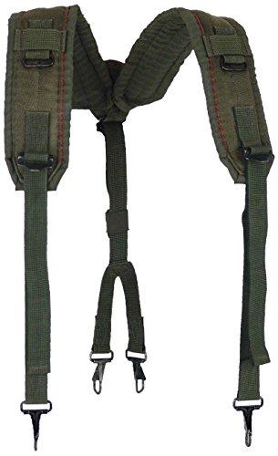 Buy suspenders military belt