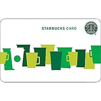 Amazon.com: Starbucks - Gift Card $5: Health & Personal Care