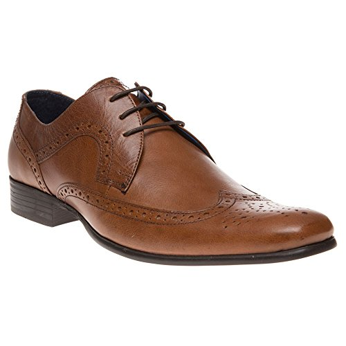 Red Tape Louth Herren Schuhe Beige