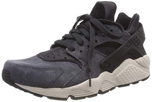 Nike Men's Air Huarache Run PRM Dark Grey 704830-016 (Size: 13) (Nike Price Air Max Low)