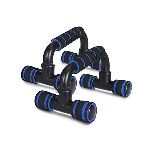 Best Push Up Bars Stand with Foam Grip Handle For Home Gym India 2020 2