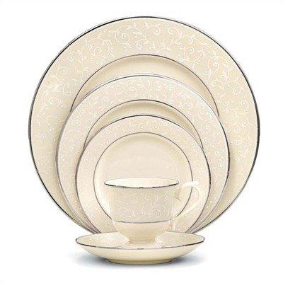 Lenox Dinnerware Pearl Innocence (Lenox Dinnerware 6134 / 6252 Series Lenox Dinnerware-Pearl Innocence 16