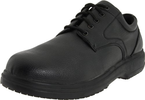 Deer Stags Men's Service, Black, 10 D US