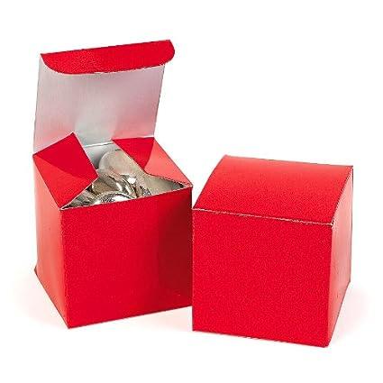 sc 1 st  Amazon.com & Amazon.com: Fun Express Mini Red Gift Boxes (2 Dozen): Toys u0026 Games