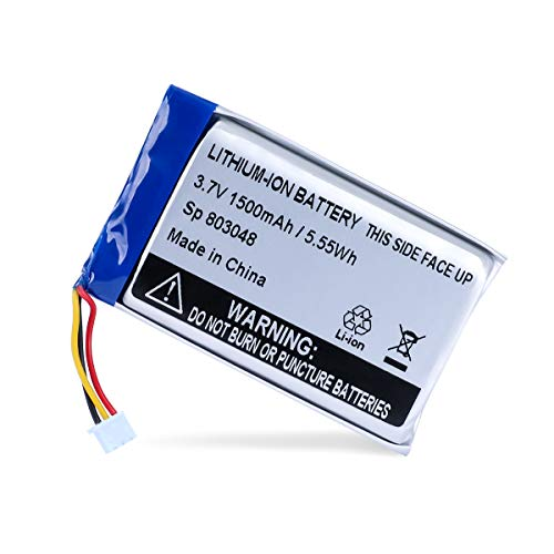 LANMU Replacement Battery for Infant Optics DXR-8 Video for sale  Delivered anywhere in USA
