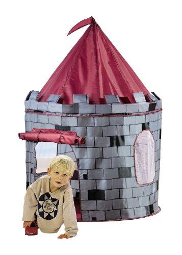 Knight's Playhouse - Castle Play Tent - Pockos