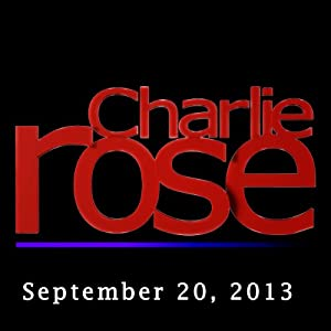Charlie Rose: Father Matt Malone, Father Joseph McShane, and Billy Crystal, September 20, 2013 Radio/TV Program