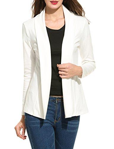 Lightweight Cotton Cardigan Sweater - 7