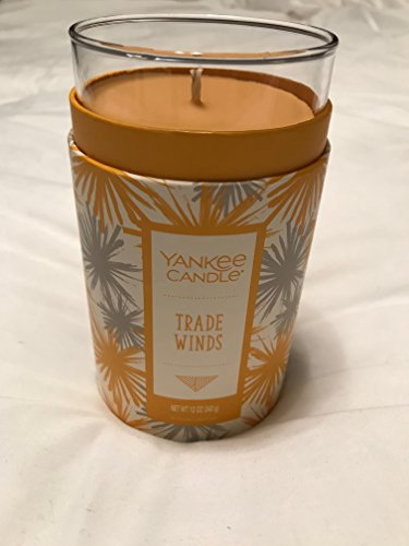 Yankee Candle Wanderlust Collection-Trade Winds Limited Edition Candle