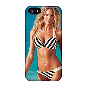 New Shockproof Protection Case Cover For Iphone 5/5s/ Victorias Secret Candice Swanepoel Case Cover