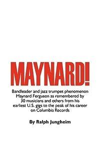 MAYNARD! the book (1616230134) | Amazon Products