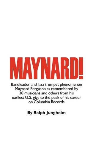 Read Online MAYNARD! the book pdf