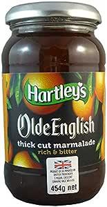 Hartley's Olde English Thick Cut Marmalade Jar, 454g