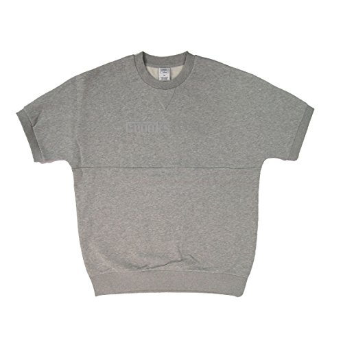 Crooks & Castles Men's Clutch Sweatshirt, Heather Grey, M/M