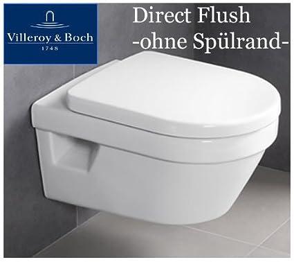 Villeroy & Boch Omnia architectura DirectFlush Spülrandlos + ...