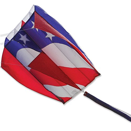 Flag Kite - Parafoil 5 Kite - Patriotic
